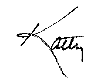 Kathy sig