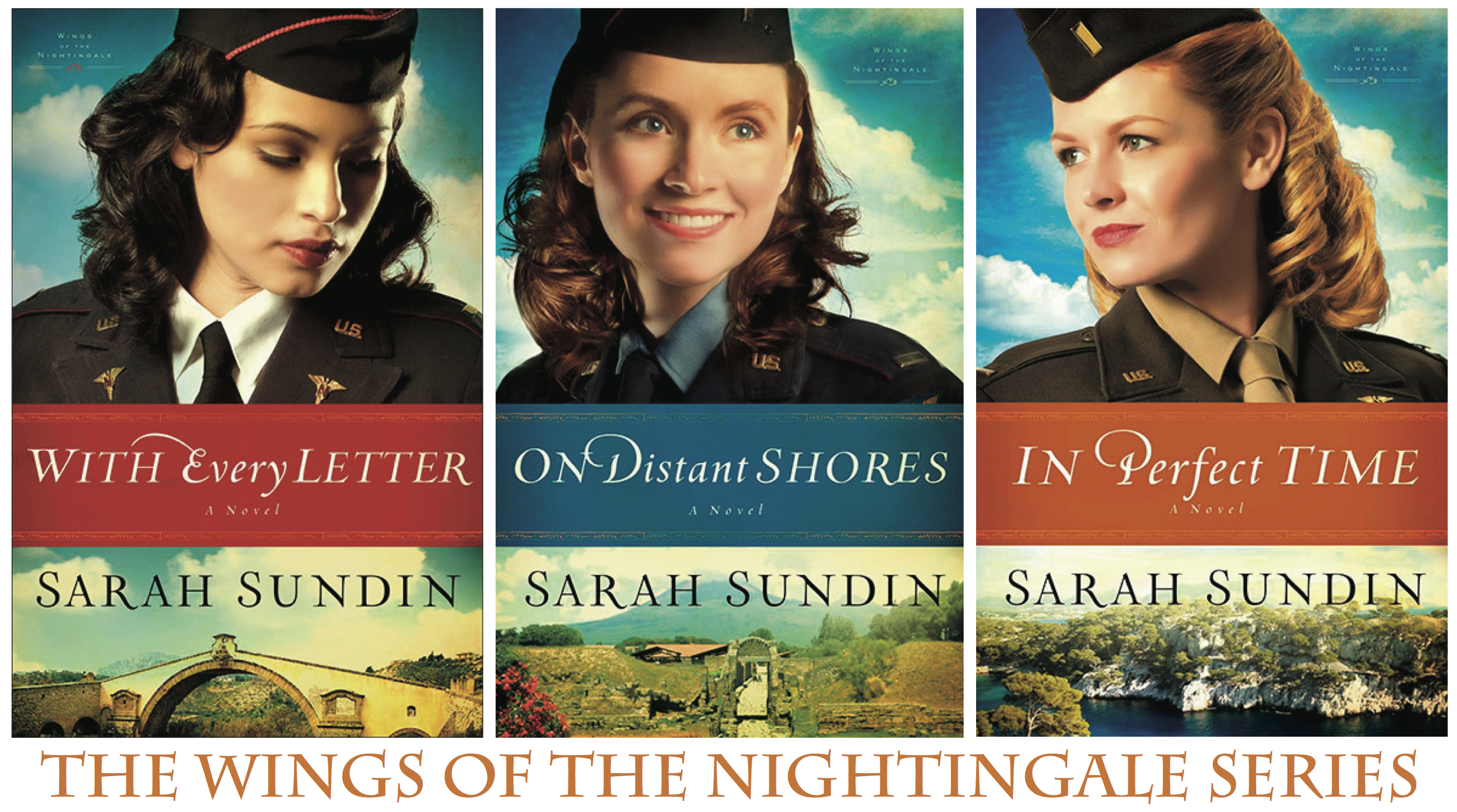 Wings of the Nightingale Series