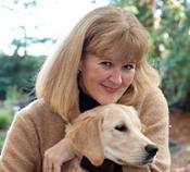 Suzanne & dog friend
