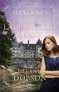 Shadows of Ladenbrooke Manor - COVER