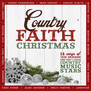 Country Faith Christmas CD cover